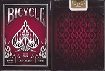 Bicycle Apollo Red Edition Playing Cards Deck Limited Edition