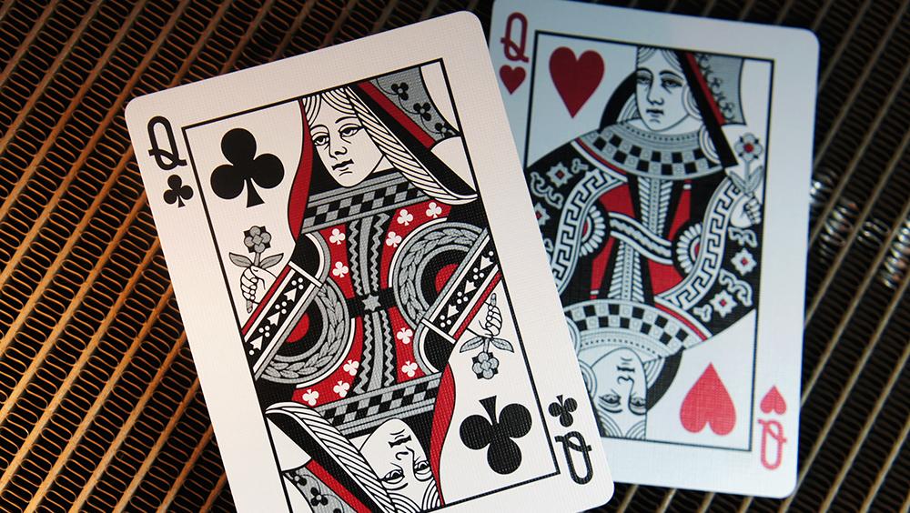 Mechanic deck poker cards by hopc