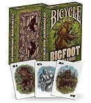 Bicycle BigFoot Playing Cards New Deck