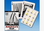 America's Cup single deck By Piatnik Playing Cards