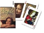 Angels single deck By Piatnik Playing Cards