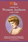 American Women Authors Playing Cards New