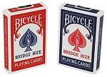 Bicycle Bridge Playing Cards Red