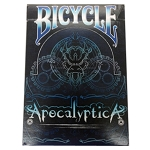 Bicycle Apocalyptica Chromatic Playing Cards