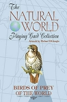 Birds Of Prey Of The World Playing Cards New
