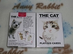 Bicycle The Cat Artist Collection Playing Cards Deck New