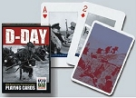 D-Day single deck By Piatnik Playing Cards