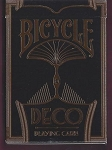 Bicycle Deco Bronze playing cards by Paul Carpenter Brand New