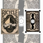 BICYCLE DR. JEKYLL PLAYING CARDS DECK