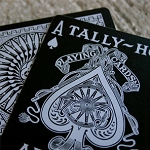 Ellusionist Tally Ho Vipers Playing Cards Fan Back