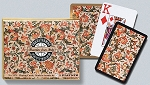 Florentine (Jumbo index) Double Deck Bridge Size Playing Cards by Piatnik