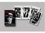Gangsters single deck By Piatnik Playing Cards