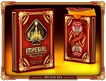 Imperial Playing Cards Red