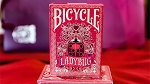 Limited Edition Bicycle Ladybug (Red) Playing Cards Deck