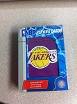 LA LAKERS PLAYING CARDS