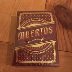 Muertos - Day of the Dead Love Deck Playing Cards