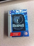 MEMPHIS GRIZZLIES PLAYING CARDS