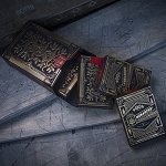 Theory11 Monarchs Four 4 Decks