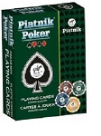 Piatnik Poker single deck By Piatnik Playing Cards