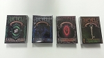 Set of 4 Bicycle Cthulhu Limited Edition Playing Card Decks New Sealed