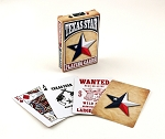 Bicycle Texas Star Playing Cards Deck New Sealed By USPCC