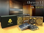 6 Deck set by Theory 11 on Sale
