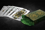 Bicycle Spirit II (Green) Playing Cards