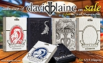 David Blaine Playing Cards Collection Set on Sale