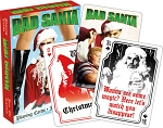 Bad Santa playing cards deck
