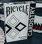 Bicycle Cardistry Black and White