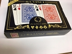 Da Vinci Classico, Playing Cards, 2-Deck Set poker size jumbo index
