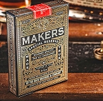 MAKERS Blacksmith Edition Playing Cards