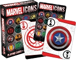 Marvel - Icons Playing Cards Deck