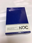 NOC Original Blue Playing Cards