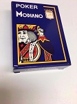 Poker Modiano Dark Blue Playing Cards