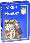 Poker Modiano Light Blue Playing Cards