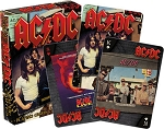 AC/DC - Albums Playing Cards Deck