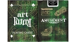 Amusement Playing Cards Art of the Patent