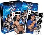 Aquarius Wwe Superstars Playing Cards