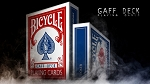 Bicycle Gaff Rider Back (Red) Playing Cards
