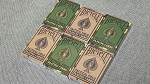 Bicycle Tactical Field Green Camo/Brown Camo (6 Decks)