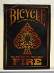 Bicycle Elements Series Fire Playing Cards Deck