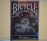 Bicycle Scorpio playing cards deck