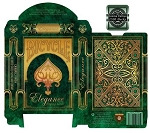 Bicycle Limited Edition Elegance Emerald Green Playing Cards