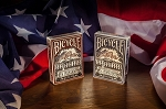Bicycle U.S. Presidents Red & Blue Playing Cards Set
