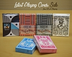 6 Playing Cards Deck Set (Big Boy)