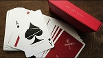 BLOOD KINGS PLAYING CARDS DECK BY ELLUSIONIST BRAND NEW