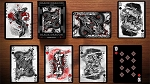 Black Dragon Series Playing Cards Deck