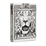 Black Lions Seconds Playing Cards Deck