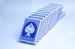 Blue Marked Brooklyn Second Edition Playing Cards